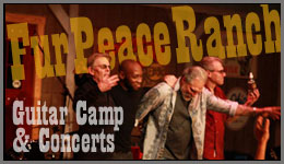 Fur Peace Ranch Guitar Camp