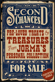 Pre-Loved Treasures from the Collection of Jorma Kaukonen