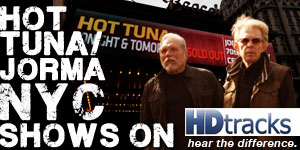 24 bit Release of Hot Tuna 2010 NYC Beacon Theater Show