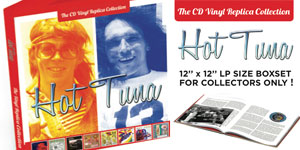 Hot Tuna CD Boxset
