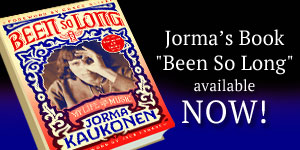 Jorma's Memoir